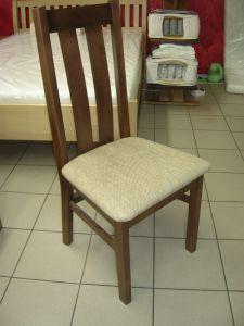 Krzesło z drewna bukowego