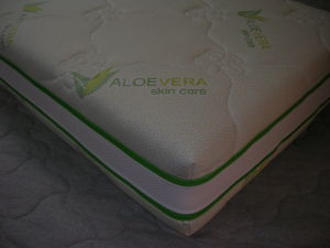 Pokrowiec Aloe Vera 3D