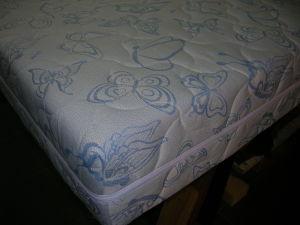 Pokrowiec nielamowany - wzór motyl